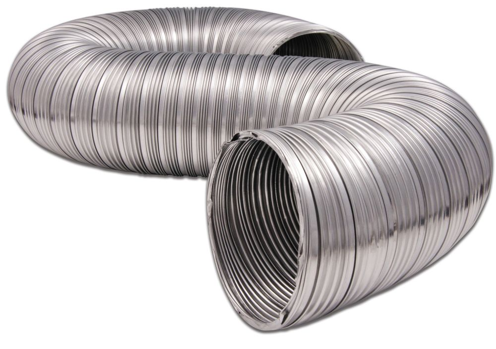 Conduit en aluminum semi-rigide