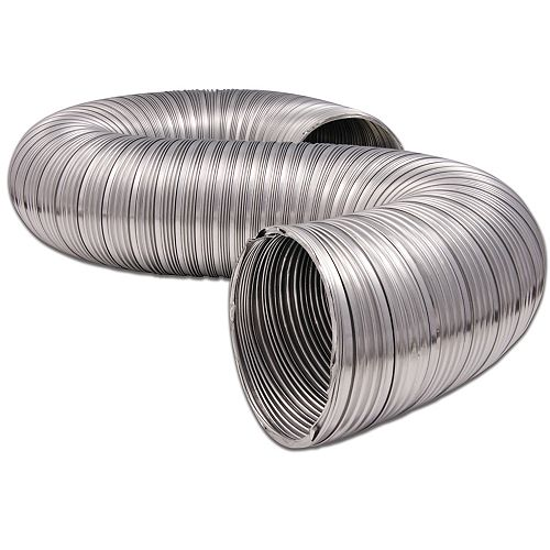 Dundas Jafine 4 Inch x 8 Foot Heavy Duty Semi Duct