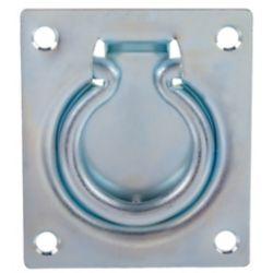 Everbilt 3-inch  Zinc Trap Door Ring