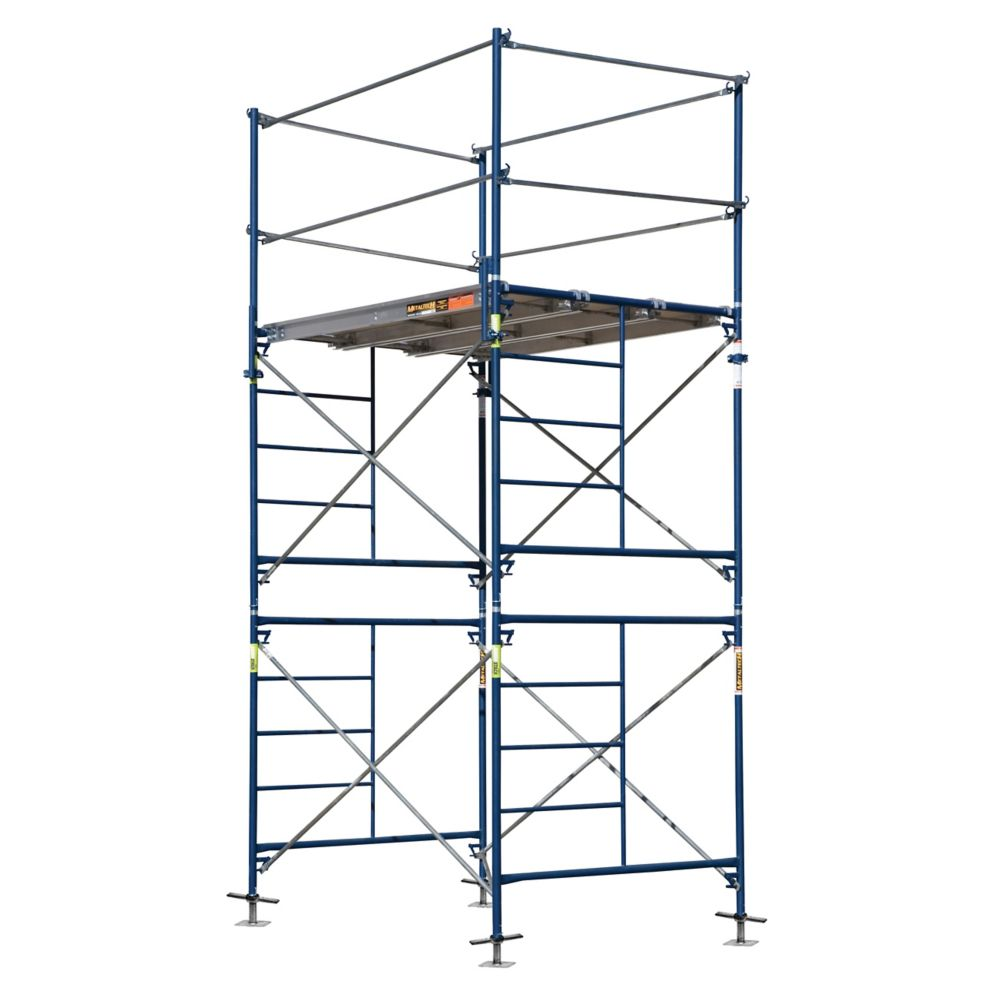 Metaltech Saferstack Quot Contractor Series Quot Complete 10 Feet
