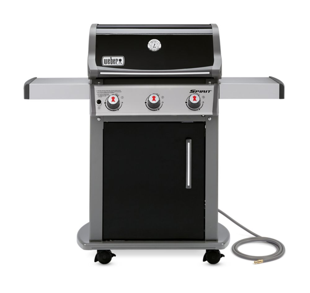 Spirit E-310 32,000 BTU Three Burner Natural Gas Barbecue