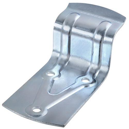 Everbilt 3 1/4-inch  Zinc Barn Doorstop