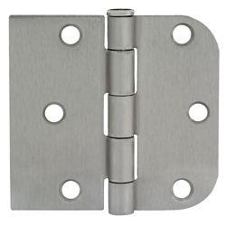 Everbilt 3-inch x 3 3/16-inch Satin Nickel Door Hinge