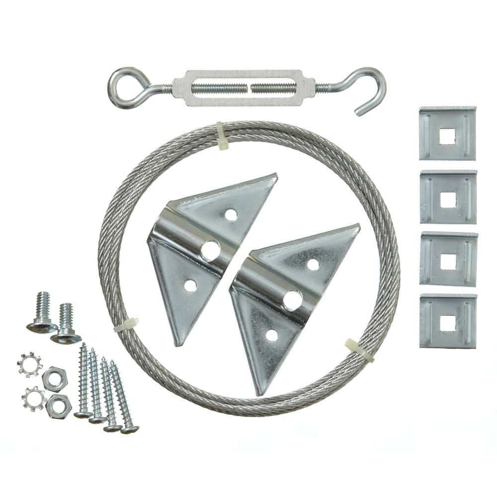 Galvanized Anti-Sag Gate Kit
