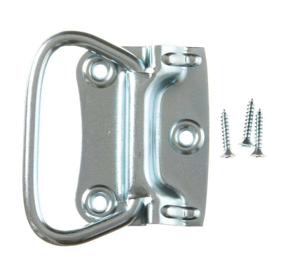 2-3/4 Inch  Zinc Chest Handle
