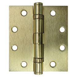 Everbilt 4-1/2 Inch X4 Inch  Satin Brass Comm Hinge