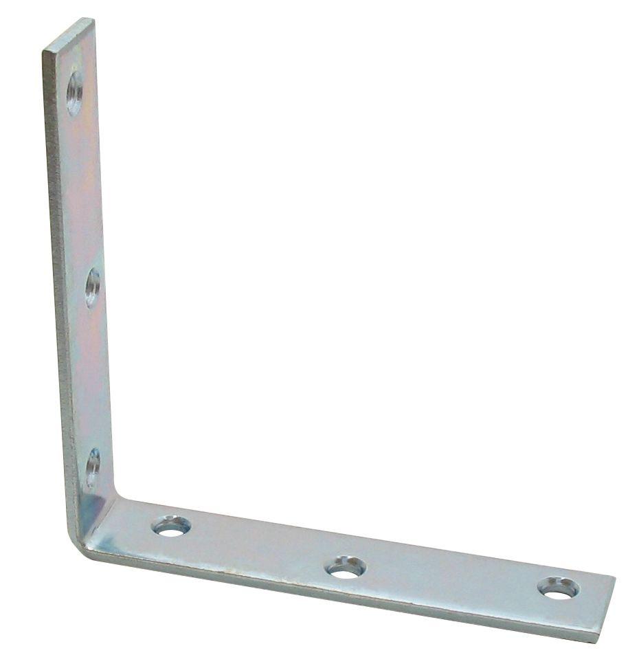5 Inch  Zinc Corner Brace