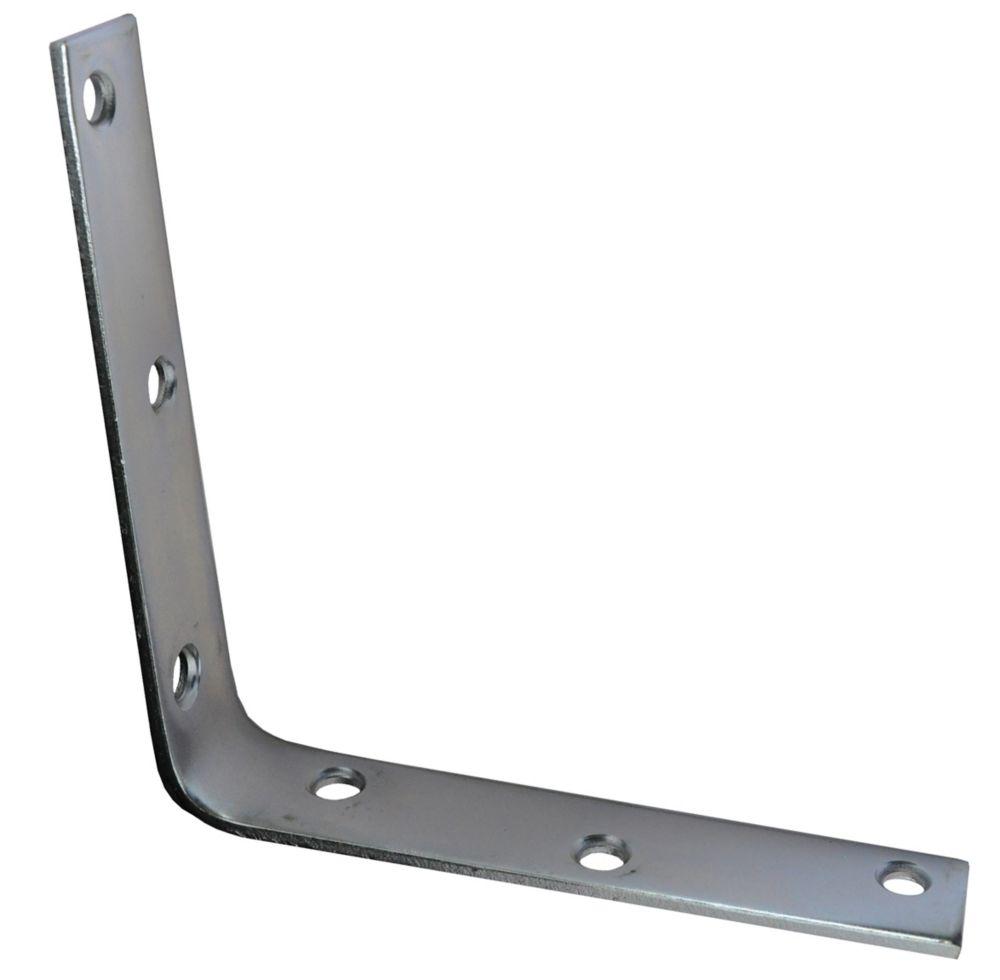 6 Inch  Zinc Corner Brace