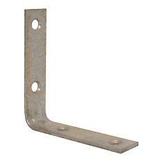 3 Inch Galvanized Corner Brace (4-Pack)