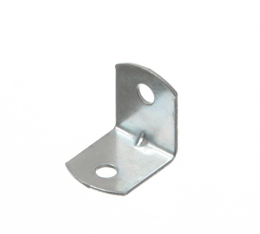 3/4 Inch  Zinc Furniture Brace 50pk