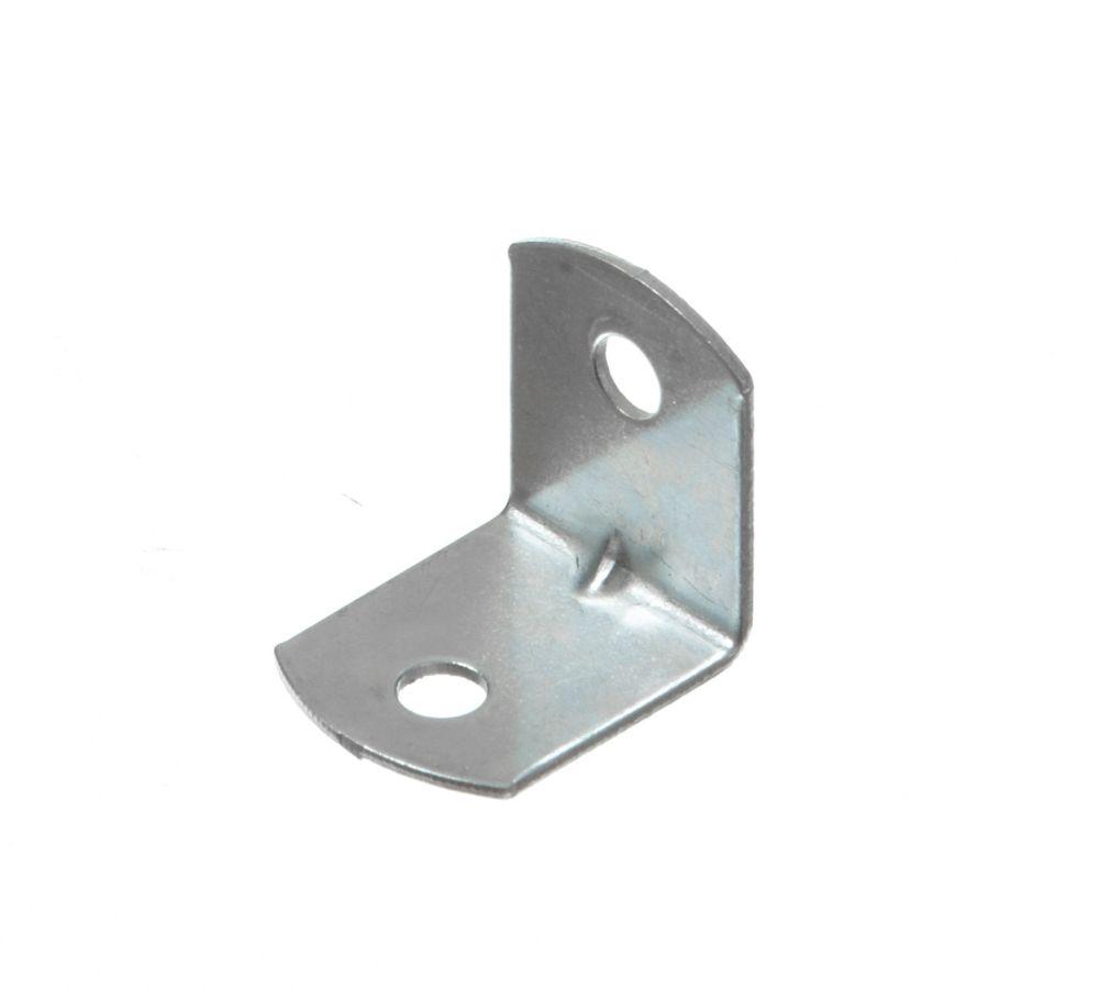 3/4 Inch  Zinc Furniture Brace 4pk