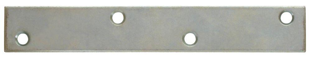 8 Inch  Zinc Mending Plate
