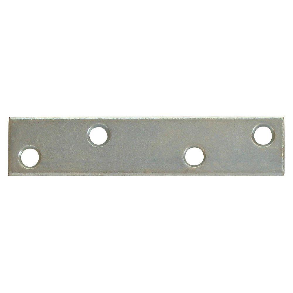 Everbilt 4 Inch  Zinc Mending Plate