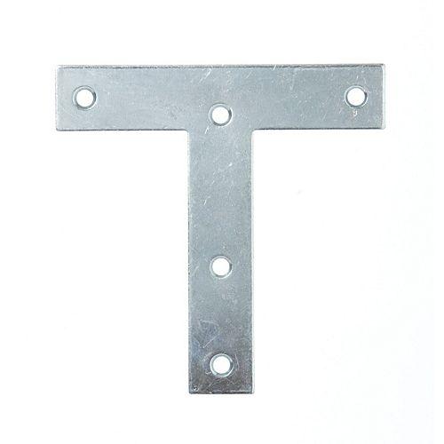 Everbilt 5 Inch  Zinc T-Plate