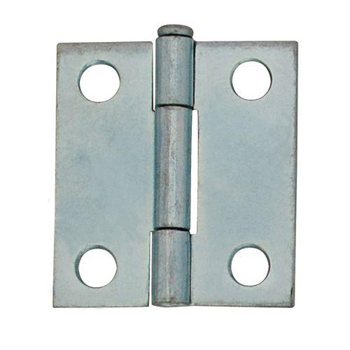 Everbilt 1-1/2 Inch Zinc Narrow Hinge Loose Pin (2-Pack)