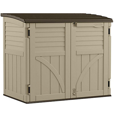 w sheds ships suncast resin storage direct free floor plastic shed