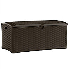 9.3 cu. ft. Resin Deck Box
