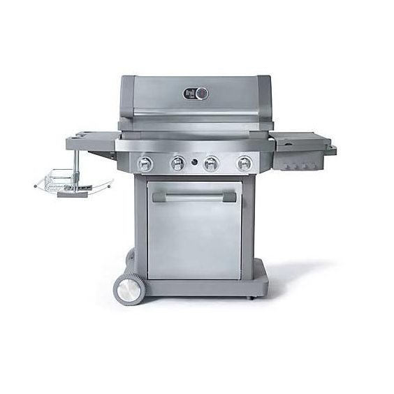 Broilchef 48 000 btu four burner gas grill propane barbecue the home depot canada - Home depot bbq propane ...