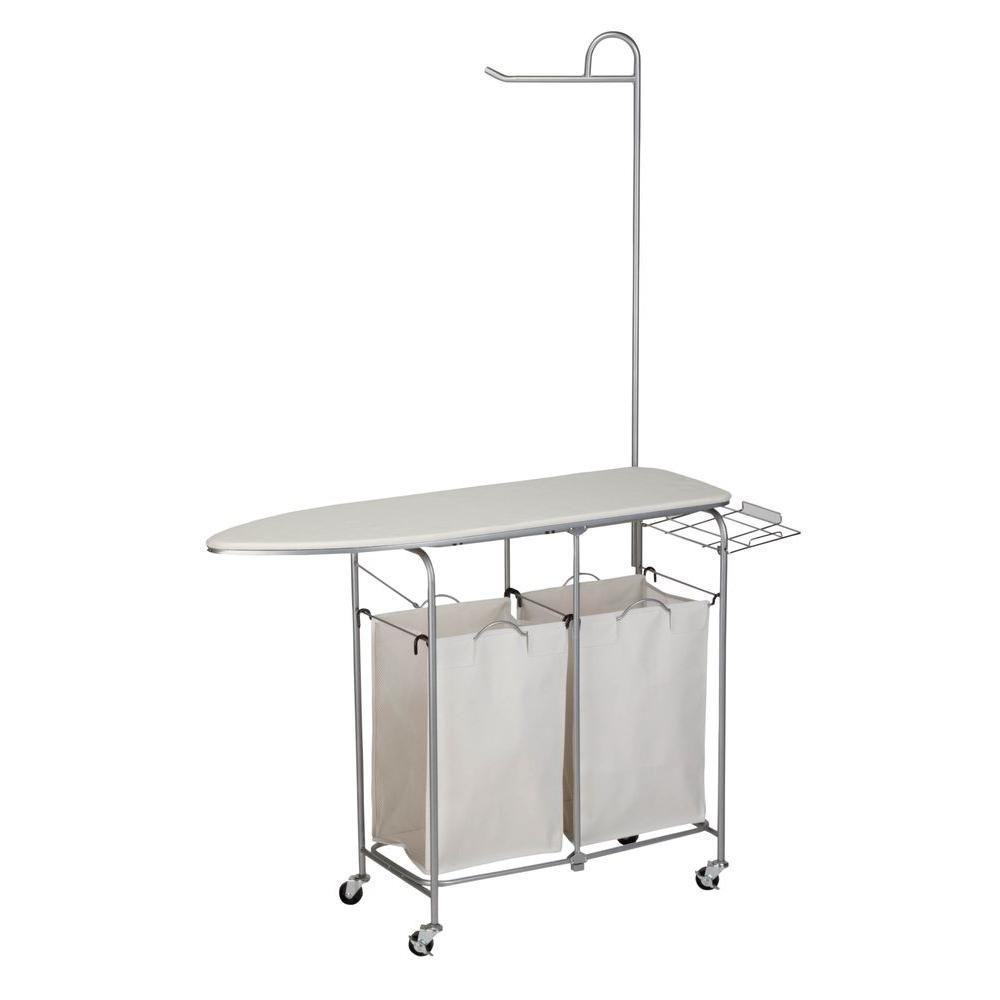 Honey-Can-Do International Foldable Ironing Laundry Centre and Valet