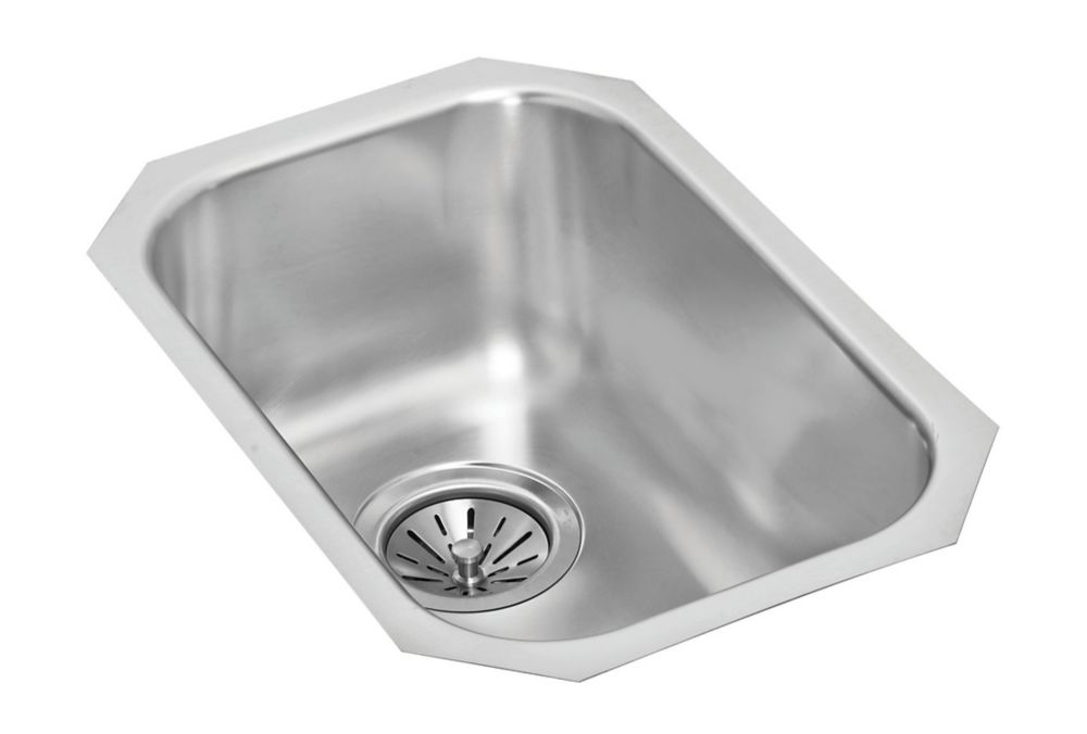 Single Bowl Undermount - 12 Inch x 18 Inch x 7 deep