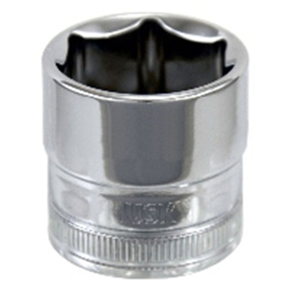 Socket 3/8 Inch Drive 17 Millimeters 6 Point Standard Metric