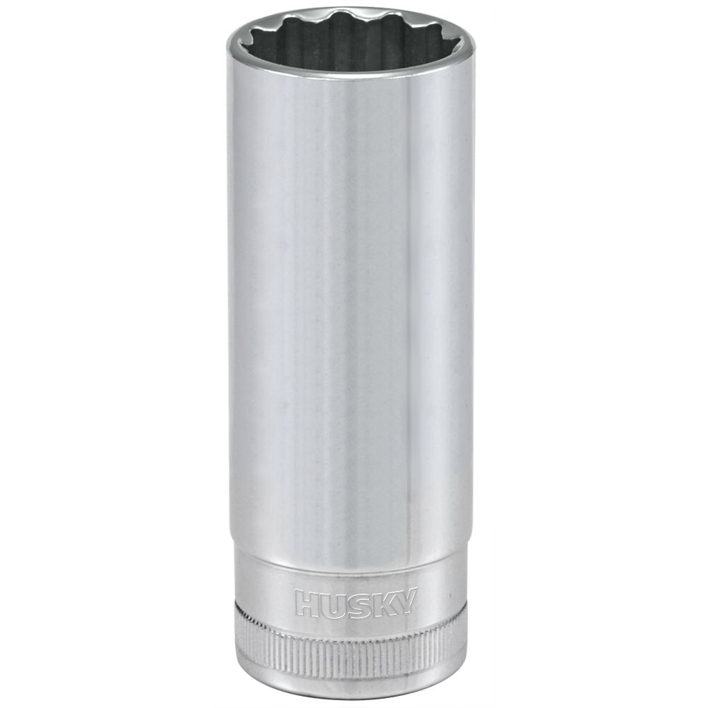 Socket 1/2 Inch Drive 21 Millimeters 12 Point Deep Metric