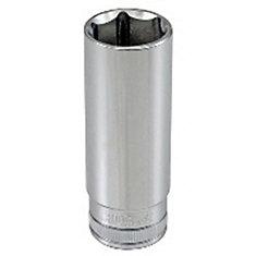 3/8-inch Drive 18 mm 6-Point Metric Deep Socket
