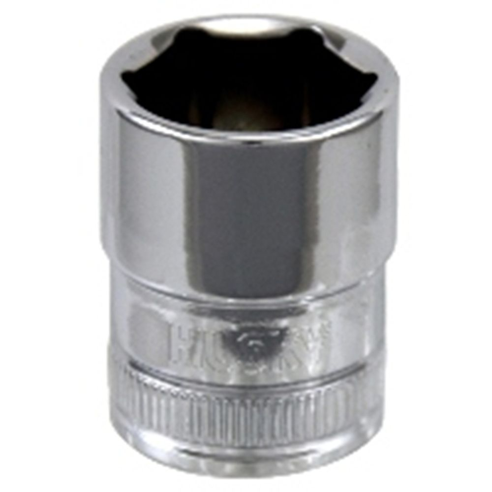 Socket 3/8 Inch Drive 15 Millimeters 6 Point Standard Metric H3D6P15MMC Canada Discount