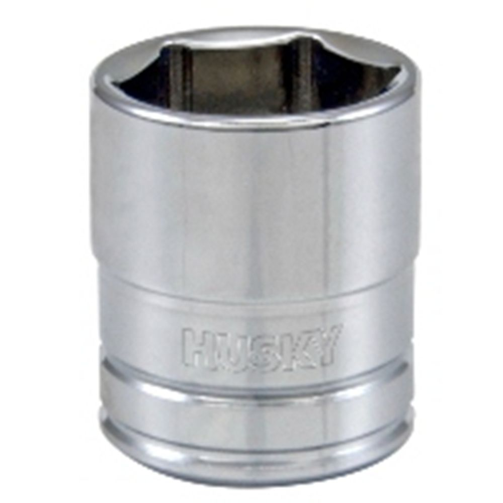 Socket 3/8 Inch Drive 9/16 Inch 6 Point Standard SAE