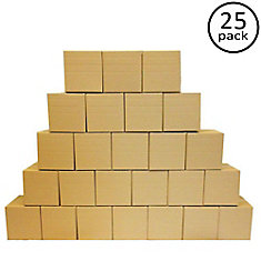c8d1e77e5839 12 Inch x 12 Inch x 12 Inch Multi-Depth 25-Box Bundle