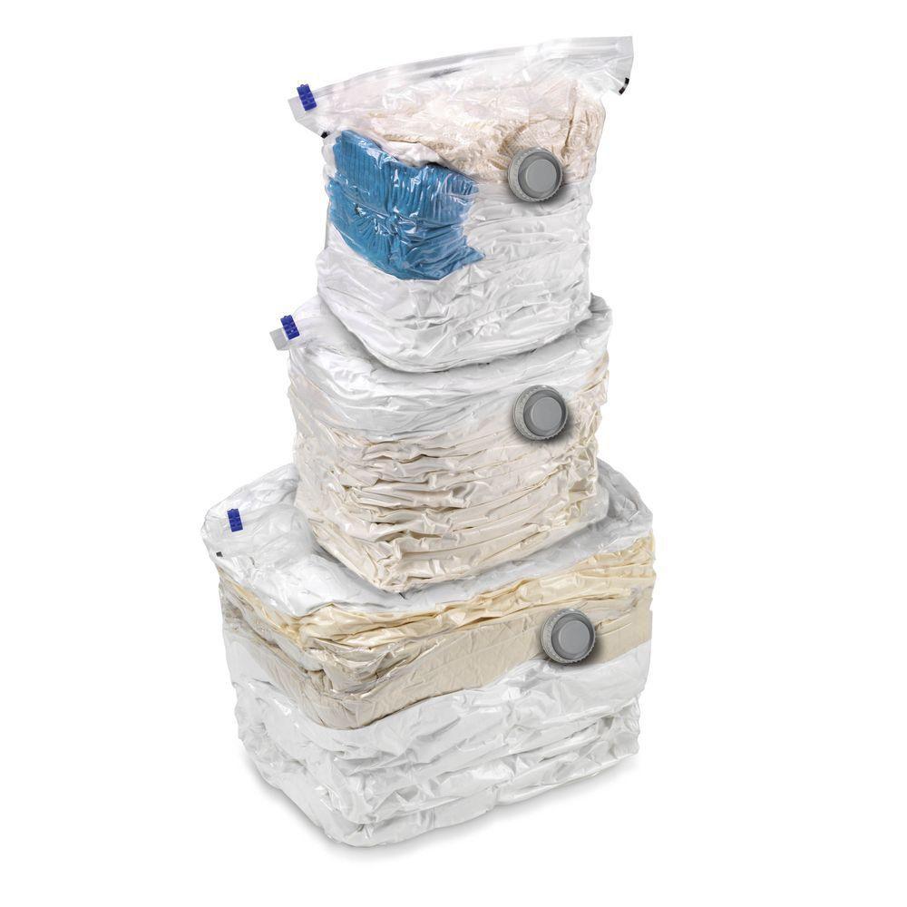 Honey-Can-Do International Vacuum Cube Storage Bag (3-Pack)