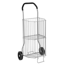 Honey-Can-Do International 2-Tier All-Purpose Utility Cart