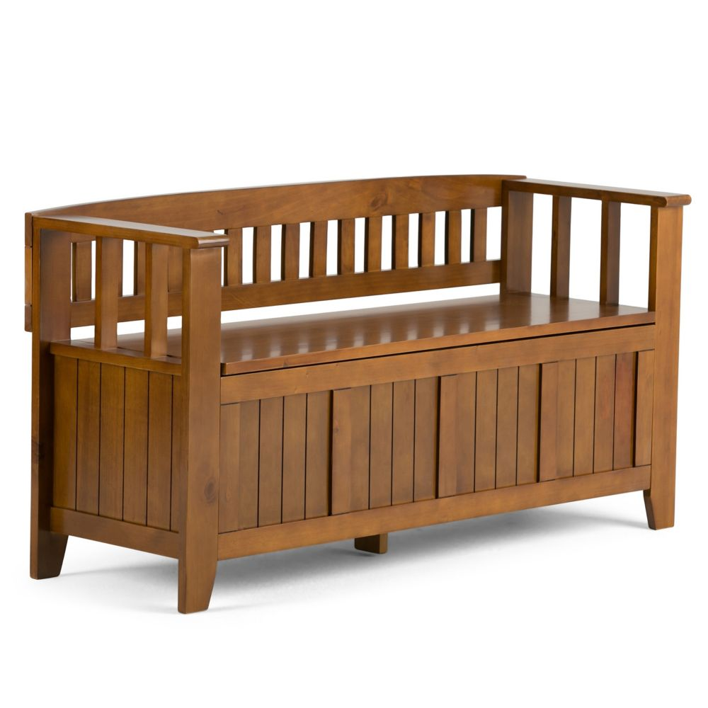 Acadian Collection Entryway Bench