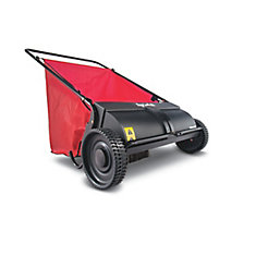 26-inch Push Lawn Sweeper