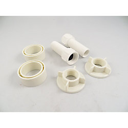 Jag Plumbing Products Faucet Shank Extensions