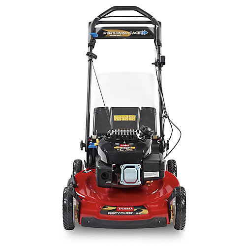 22 Inch (56 cm) Personal Pace Spin Stop Mower