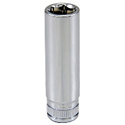 HUSKY 1/4-inch Drive 10 mm 6-Point Metric Deep Socket
