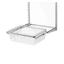 Configurations Sliding Wire Basket