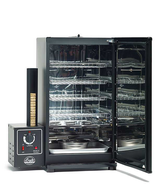 Bradley Smoker Original 4-Rack Electric Smoker