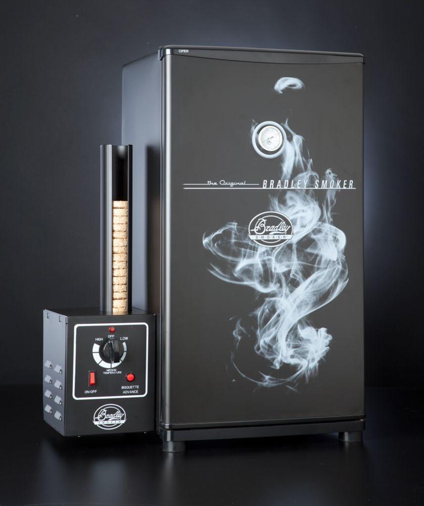 Original Insulated 4-Rack Automatic Smoker