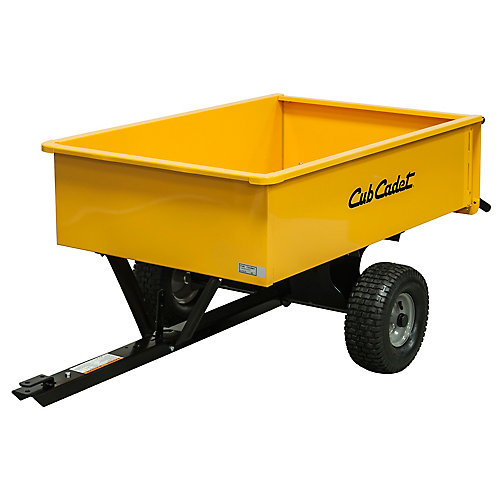 Heavy-Duty Welded One-Piece Cart