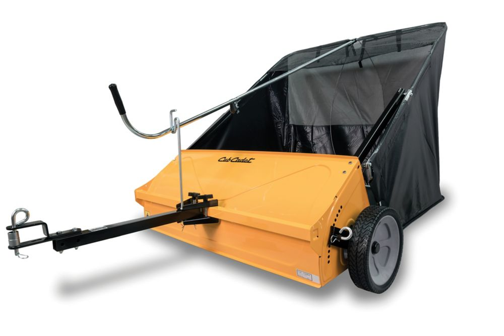 John Deere 44 Sweeper : Lb steel cart atv utv in canada