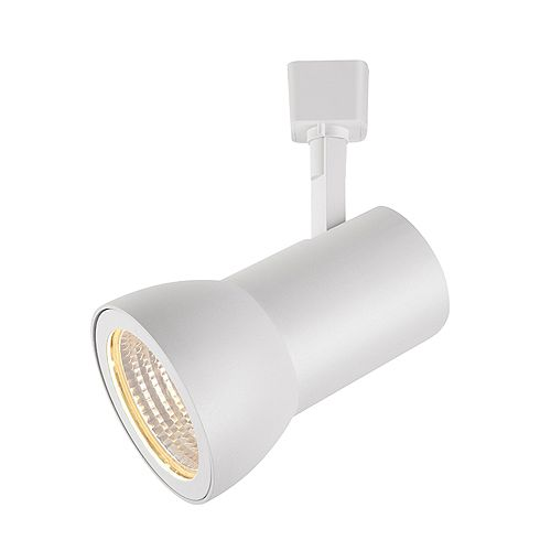 Hampton Bay White Dimmable Led Track Head - ENERGY STAR®