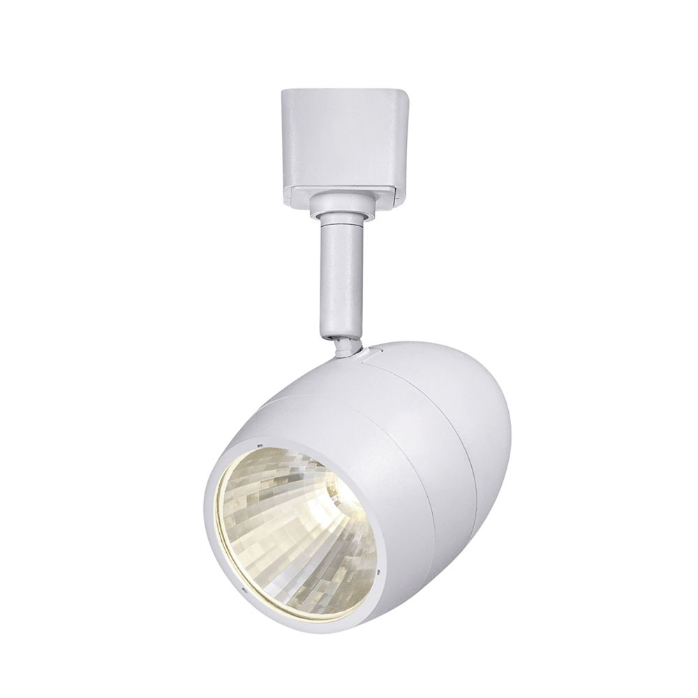 White Dimmable Led Track Head