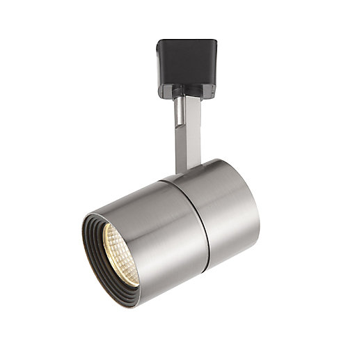 Brush Nickel Dimmable Led Track Head - ENERGY STAR®