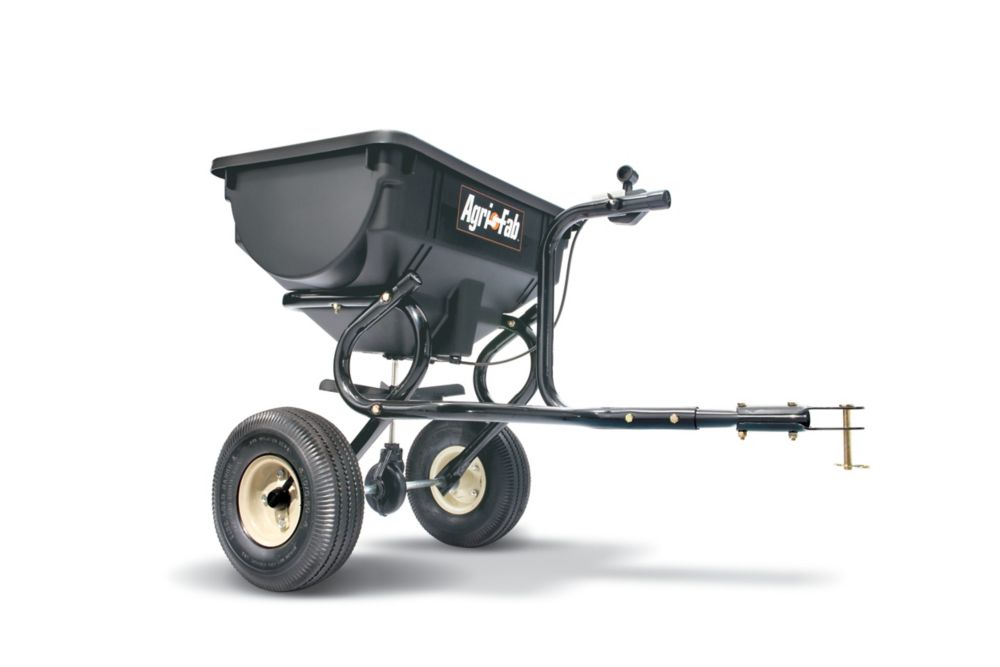 85 Lb. Tow Broadcast Spreader