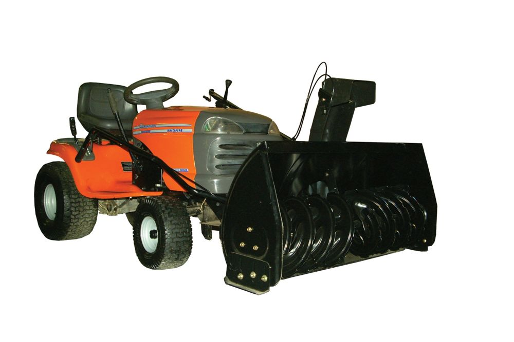 42-inch 2-Stage Snow Thrower