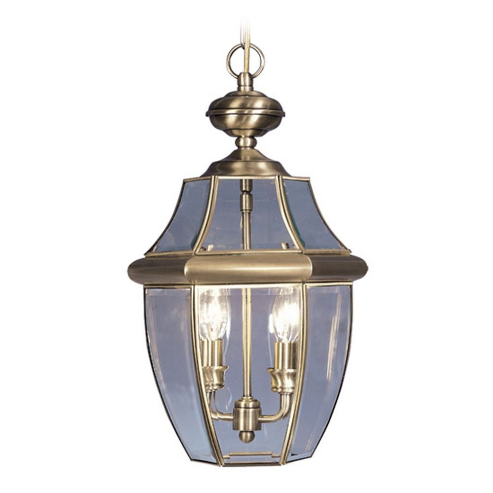 loyal collection 1 light textured graphite hanging lantern