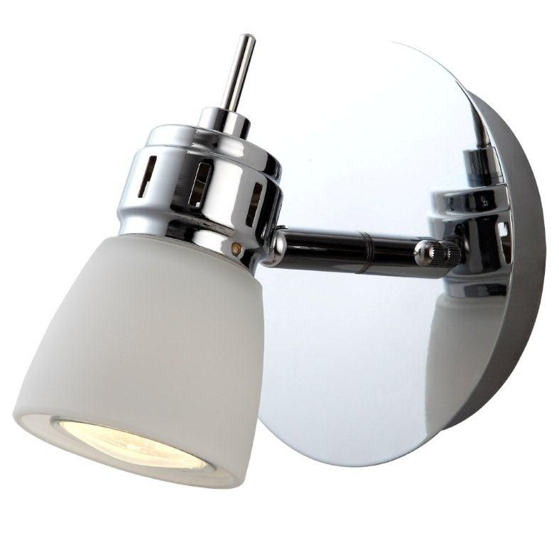 1 Light Laurier Ceiling/Wall Light Chrome ICW344A01CH10 Canada Discount