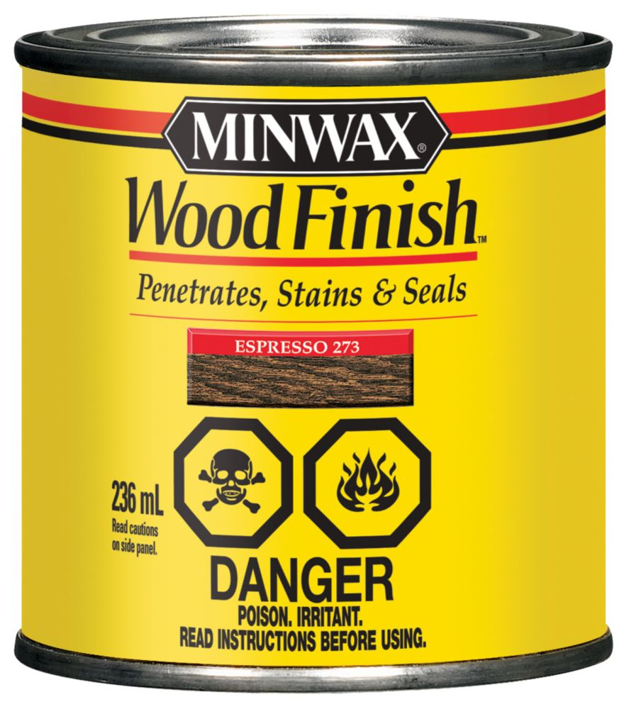 Wood Finish - Espresso, 236ml